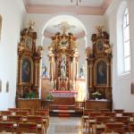 Kapelle Maria Heimsuchung Unlingen