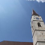 Kirchturm Ehingen