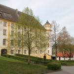 Kloster Ochsenhausen Gelaende