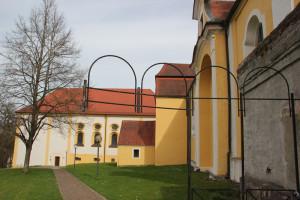 Kloster Ochsenhausen Vorhof