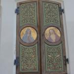 Ladenfenster St Blasius Ehingen