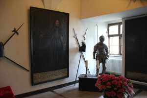 Mittelalter Deko Schloss Erbach Ulm