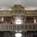 Orgel und Galerie Kirche Unlingen