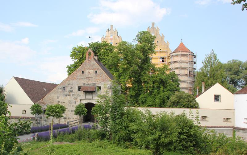 Schloss Erbach Ulm Donau