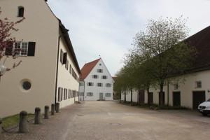 Seitegebaeude Kloster Ochsenhausen