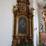 Seitenaltar Kapelle Unlingen