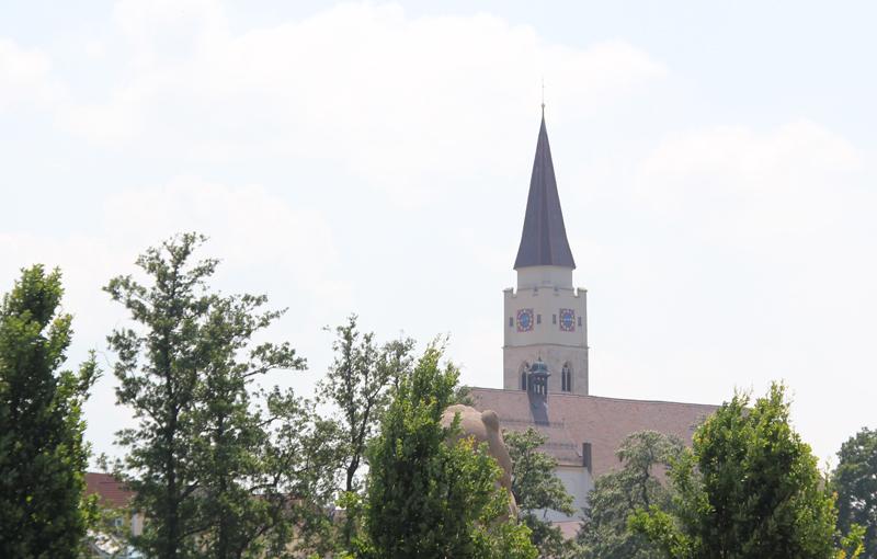 St Blasius Ehingen