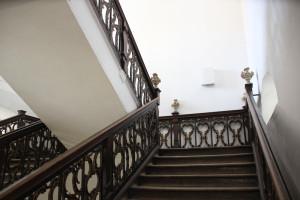 Treppenaufgang Ochsenhausen