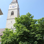Turm St Blasius Ehingen