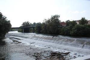 008 Donau Wehr bei Ehingen