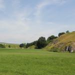 017 Felsen entlang Donau