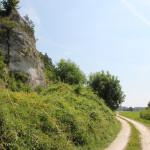 019 Radweg entlang Donau