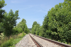 023 Bahnschienen Donautal