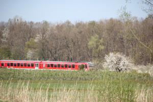 Bahn Eriskirch