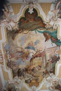 Deckengemaelde Maria Schray Pfullendorf