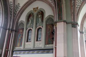 Dekor Kirche Mochenwangen