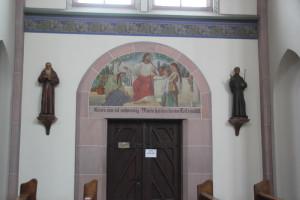 Dekoration Kirche Mochenwangen