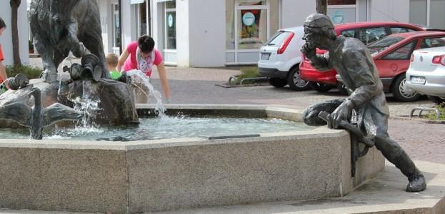 Figuren Brunnen Ochsenhausen