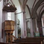 Kanzel Kirche Mochenwangen