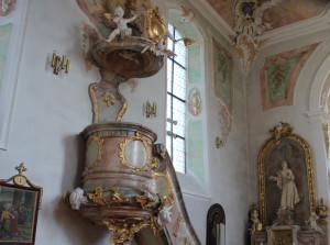 Kanzel Maria Schray Pfullendorf