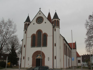 Kirche Mochenwangen