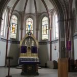 Kirche Mochenwangen Apsis