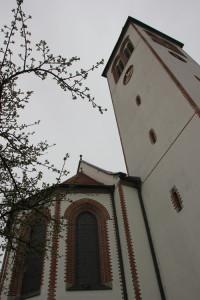 Kirchturm Mochenwangen