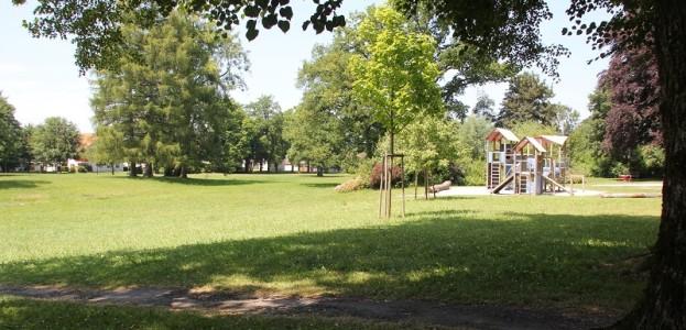 Kisslegg Schlosspark