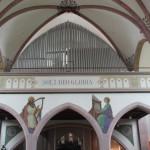 Orgel Kirche Mochenwangen