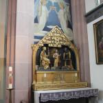 Seitenaltar Kirche Mochenwangen