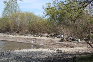 Verbotene Zone Naturschutzgebiet Eriskircher Ried