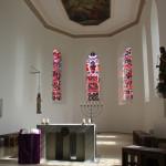 Apsis Kirche Oberteuringen