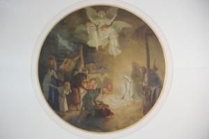 Deckenbild Kirche Oberteuringen