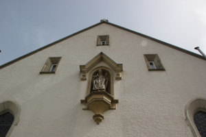 Figur St Martin Oberteuringen