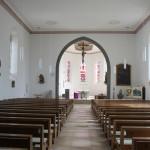 Kirchenschiff Oberteuringen
