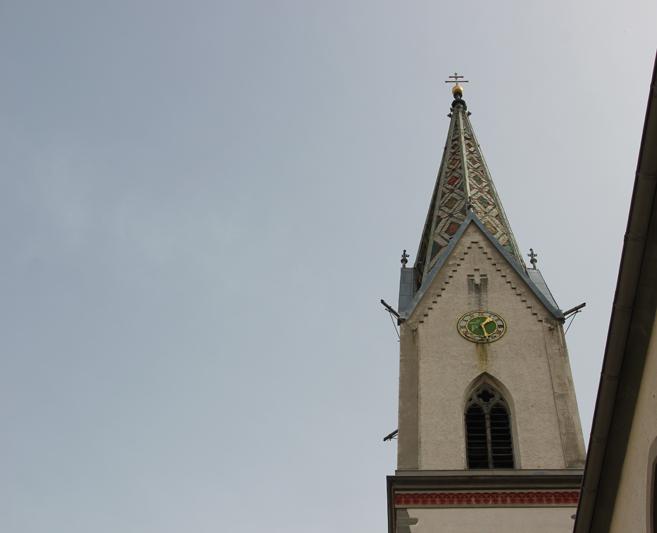 Kirchturm Oberteuringen