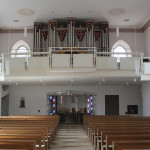 Orgel KIrche Oberteuringen