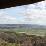 Sicht Aachtobel vom Hohenbodman