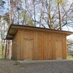 Toilette Turm Hohenbodman