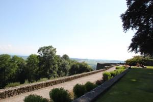 11 Panoramablick Schloss Zeil