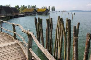 15 Stege der PFahlbauten Bodensee