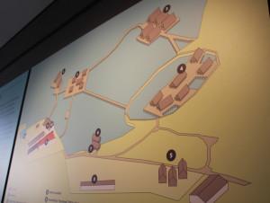 2 Lageplan Pfahlbauten Museum