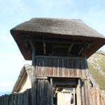 20 Dachabdeckung Steinzeitdorf Bodensee