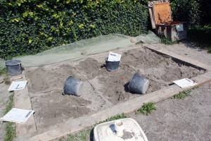 21 Archaeologischer Buddelkasten