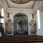26 Seitenkapelle Schlosskirche Zeil