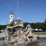 31 Brunnen Schlossgarten Zeil