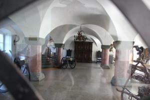 33 gesperrter Raum Schloss Zeil