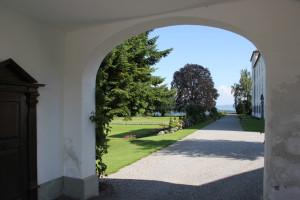 51 Schlossgarten Zeil Toreingang