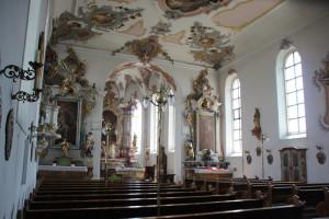 Barocke Kirche Altheim