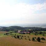 Blick vom Gehrenbergturm
